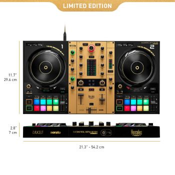 DJControl Inpulse 500 Gold Edition